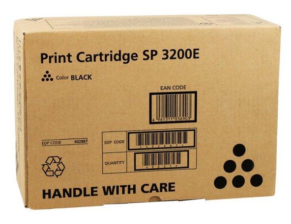 Ricoh Cartridge Type SP 3200E Orjinal Toner (402887) (407162)