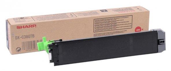 Sharp DX-C38GTB Orjinal Siyah Toner DX-C310-C311-C312-C380-C381-C