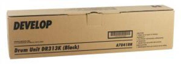 Develop DR-313K Orjinal Siyah Drum Unit Ineo +258 +308 +368 (A7U4