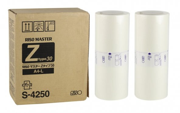 Riso (S-4250) Orjinal A4 Master  RZ-200-201-300-301 (Adet fiyatıd