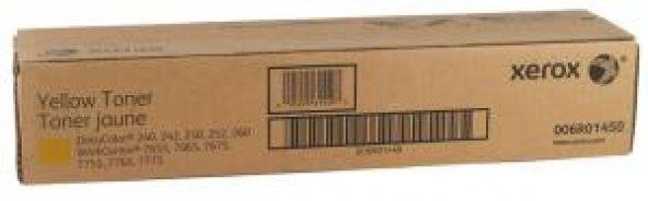 Xerox Workcentre  7665-7675-7755-7765 Orjinal Sarı Toner DC240-25