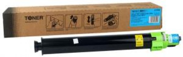 Ricoh MP-C 2500-3000-2000 Muadil (USA) Mavi Toner
