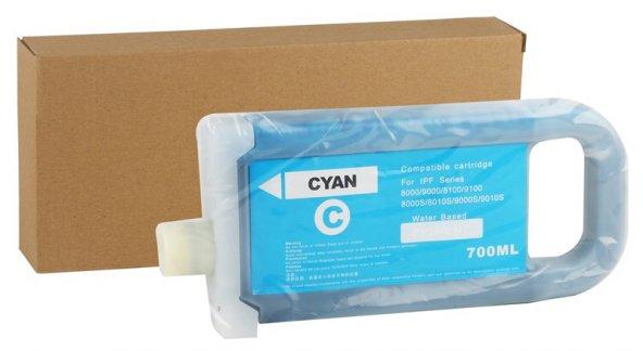 Canon PFI-701CY Cyan Smart Kartuş IPF-8000-9000 (700ml)