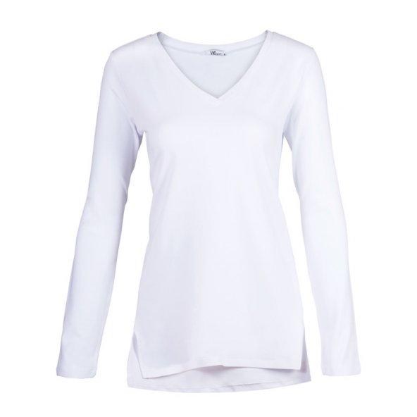 WeBasic V Yaka Basic Tişört