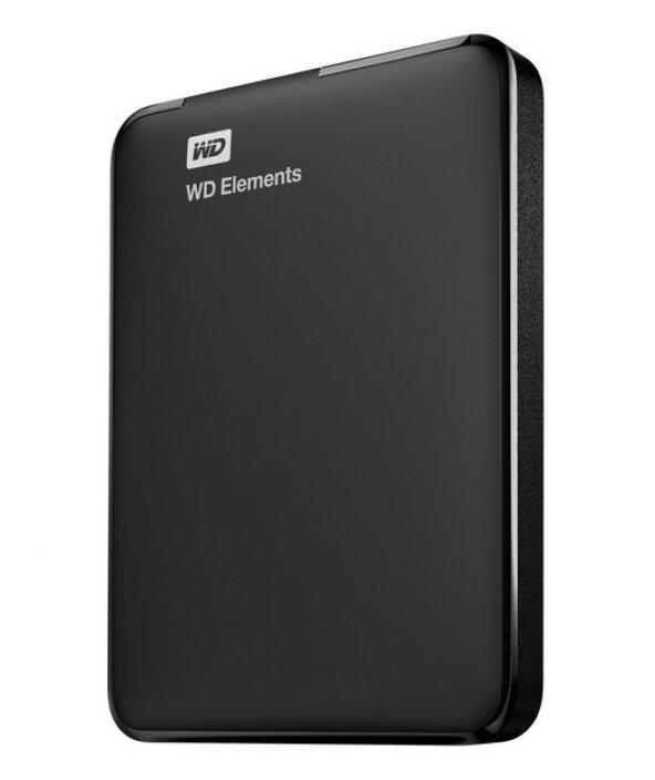 WD ELEMENTS PORTABLE 4TB BLACK 2.5 128mb