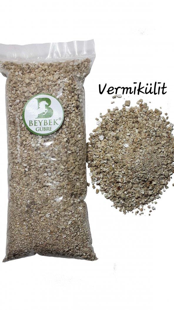 Vermikülit İri Boy 3-6mm 1 Litre Beybek