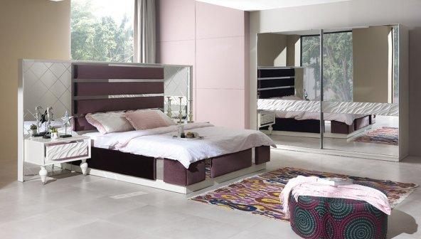 Arnela Bazalı Yatak Odası