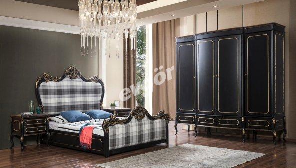 Beyoğlu Siyah Yatak Odası