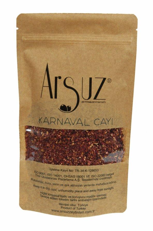 Arsuz Karnaval Çayı 200GR