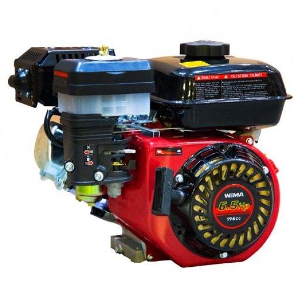 Weıma WM 168FB-C1 Benzinli Çapa Motoru 6.5HP