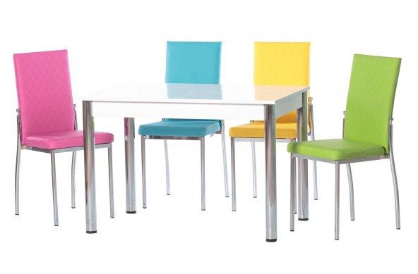 Mutfak Masa Sandalye Takımı Mutfak Masası