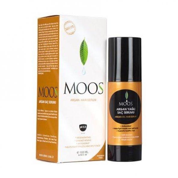 Moos Saç Dökülmesi Karşıtı Serum 90 ml