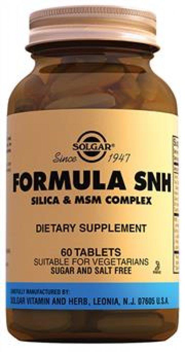 Solgar Formula SHN 60 Tablet