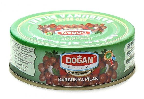 Doğan Çiftliği Konserve Barbunya Pilaki 200gr 6lı Paket. (DK2)