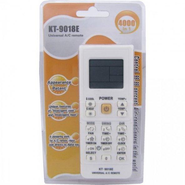 electroon Akıllı Klima Kumandası 4000 Model - KT9018E