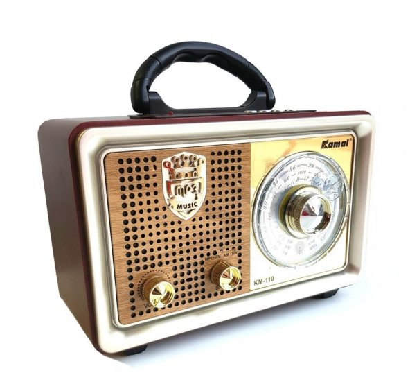 KAMAL KM 110 BLUETOOTH NOSTALJİ MP3 PLAYER