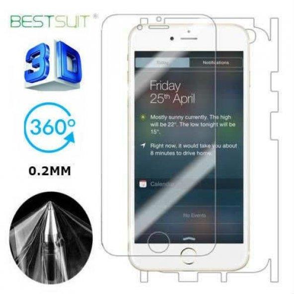 Bestsuit iPhone 6 7 8 Tam Kapatan ön Arka Ekran Koruyucu Fulcover
