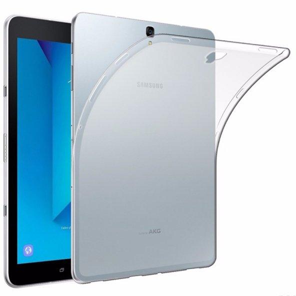 Samsung Galaxy Tab S T700 T701 T705 8.4 Kılıf Silikon Transparan
