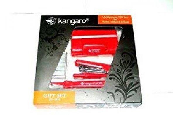 Kangaro Zımba Delgeç Tel Sökücü No:10 Tel Set Kırmızı SS10H