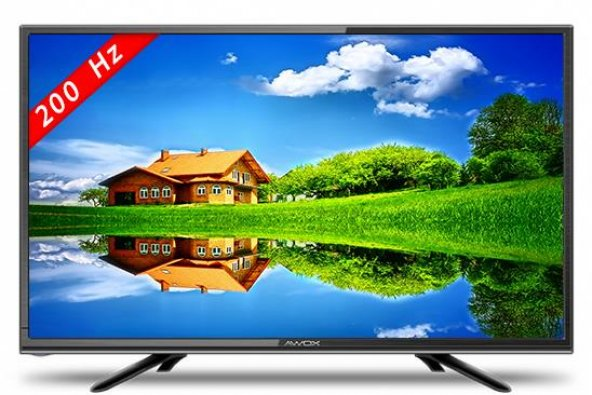 """AWOX AWX-6124ST 24"""" UYDULU HD LED  TV"""