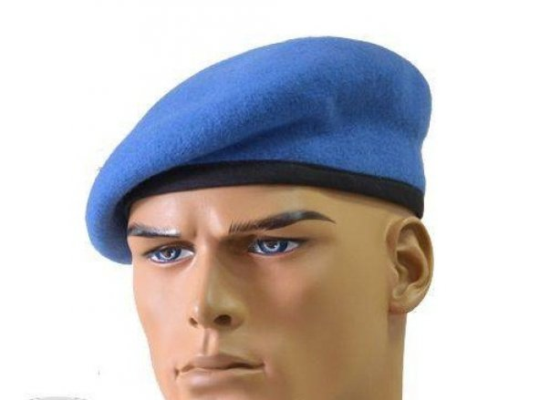 Jandarma Komando - Özel Kuvvetler- Yetişkin Mavi Bere