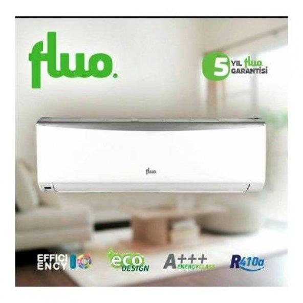 Fluo Fgs 121 Tempo Duvar Tipi 12.000 Btu Inverter Klima A+++