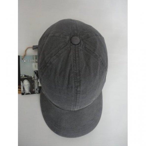 Converse spk081-27 unısex gri şapka
