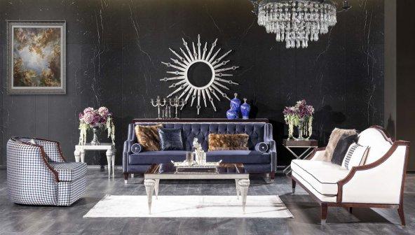 Melegoni Art Deco Koltuk Takımı
