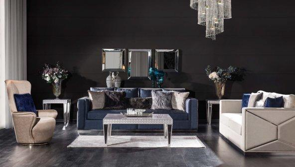 Viamonte Art Deco Koltuk Takımı