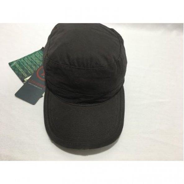 Converse spk unısex kahverengi spor şapka