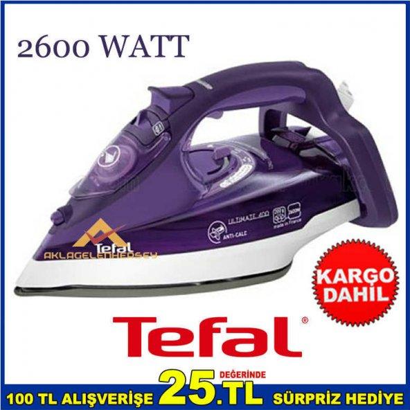 TEFAL FV9640 AUTOCLEAN ULTİMATE BUHARLI ÜTÜ