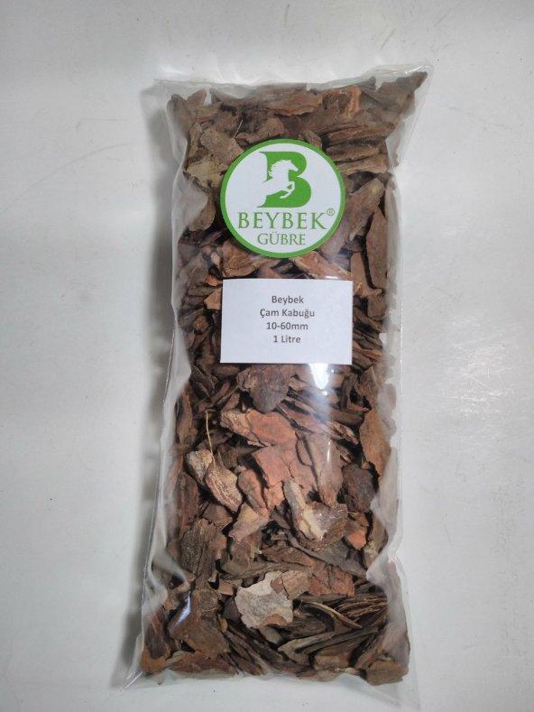 1 Litre Beybek Çam Kabuğu 10-60 mm