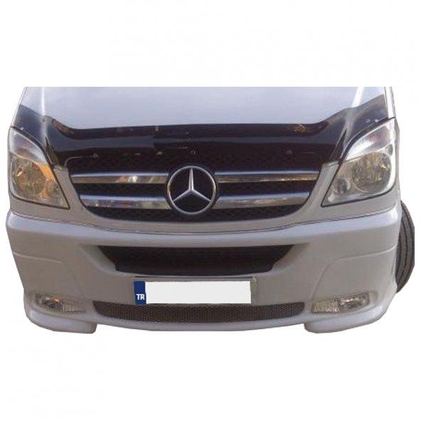 Mercedes Sprinter Orta Kasa Era Sisli Ön Tampon Giydirme (Boyalı)