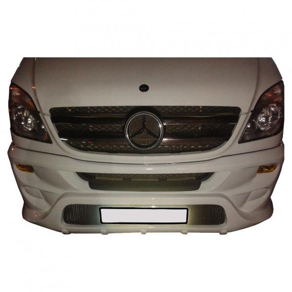 Mercedes Sprinter Orta Kasa Toyota Sisli Ön Tampon Giydirme (Boyalı)