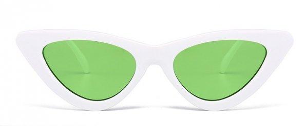 Frilly Kottdo Cat Eye Güneş Gözlüğü  UV400 (FGZ044)