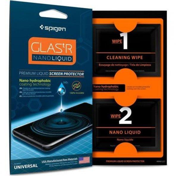 Spigen 000GL21813 Universal Glas Nano Liquid Sıvı (Seramik) Kapla
