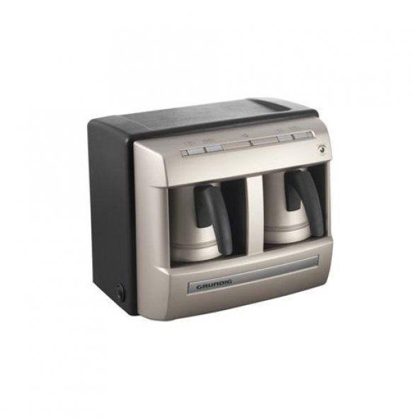 Grundig TKM 6730 C Cream Gold Kahve Makinesi k3190