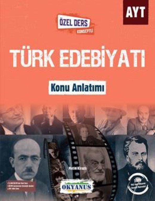 Okyanus ayt Türk Edebiyatı Özel Ders Konseptli Konu Anlatımı