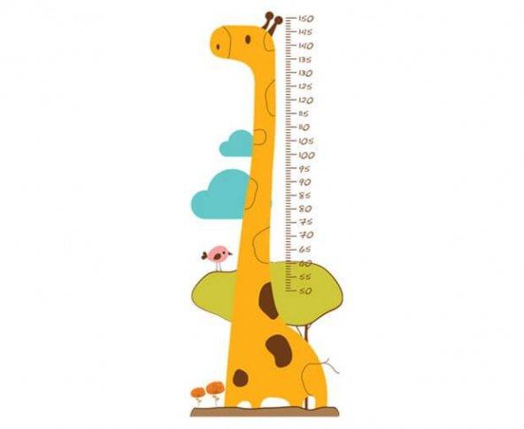 MyCey Boy Ölçer Zürafa Arkadaşım