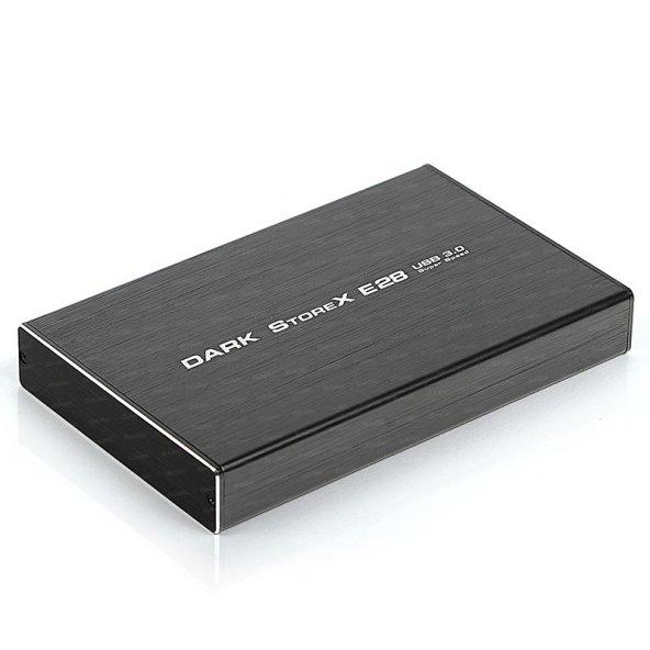 DARK DK-AC-DSE28 STOREX E28 2.5 SATA USB 3.0 ALÜMİNYUM DİSK KUTU