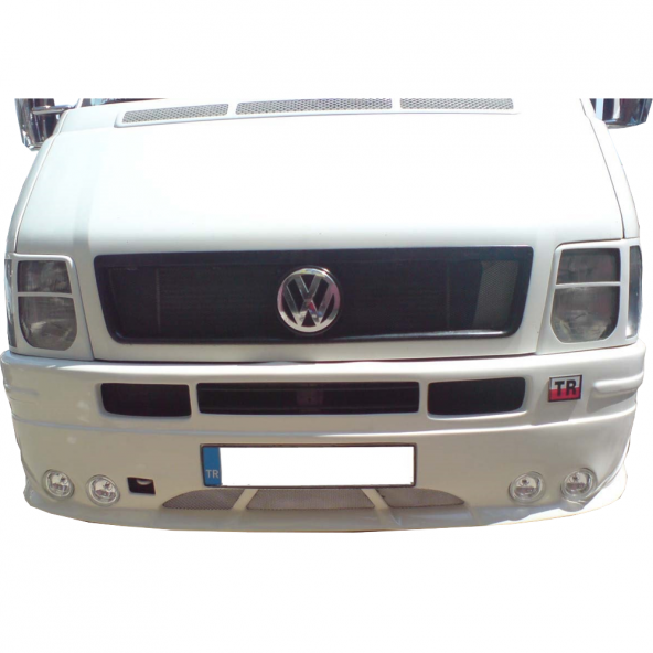 Volkswagen Volt Çift Sisli Tampon (Boyalı)