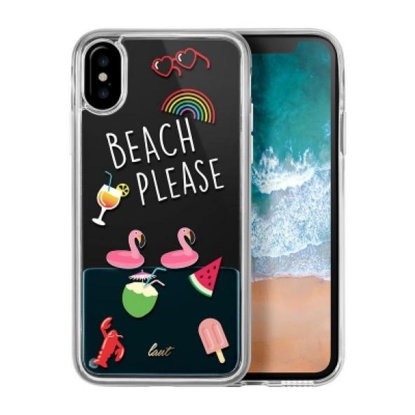 LAUT Pop Beach Please iPhone X Kılıf