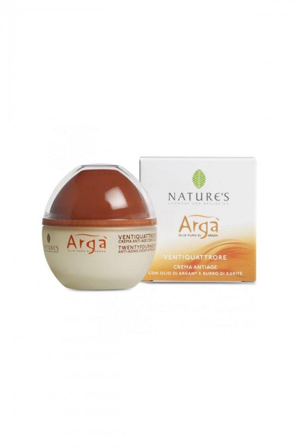 Natures Arga Anti Aging Cream 50 ml