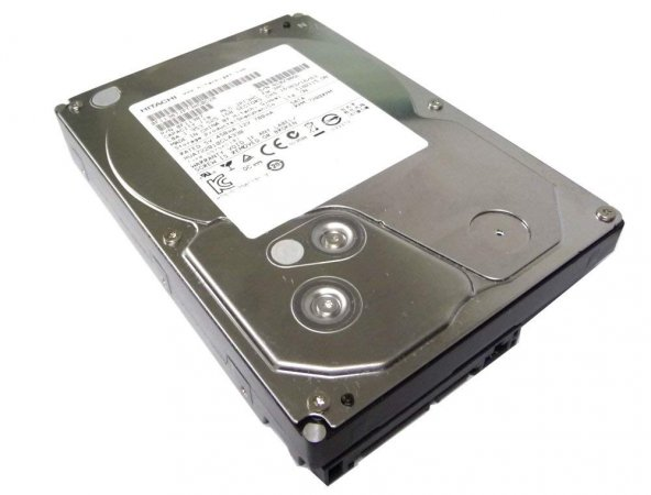 Hitachi 1 TB 3.5 inch 7200 32MB Sata 3.0 Harddisk HUA722010CLA330