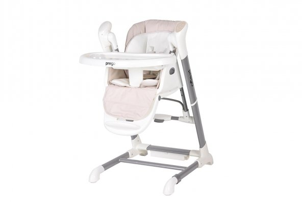Prego 4023 Trio Bebek Salıncak Ana Kucağı Mama Sandalyesi fsd
