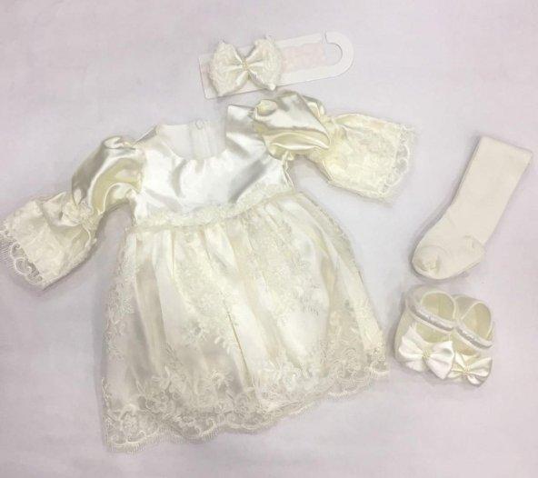 Kız Bebek Mevlüt Seti | KARDEŞLER BEBE  - 189