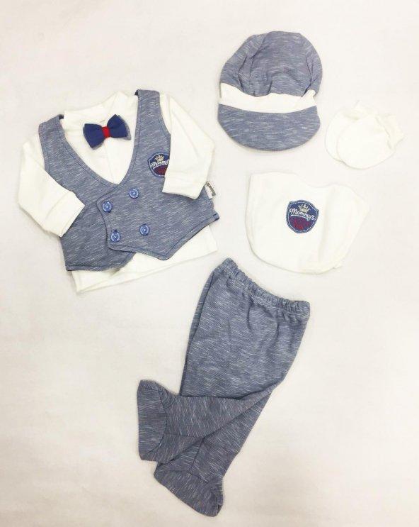 Erkek Bebek Mini hastahane Seti | Miniworld Boys - 191