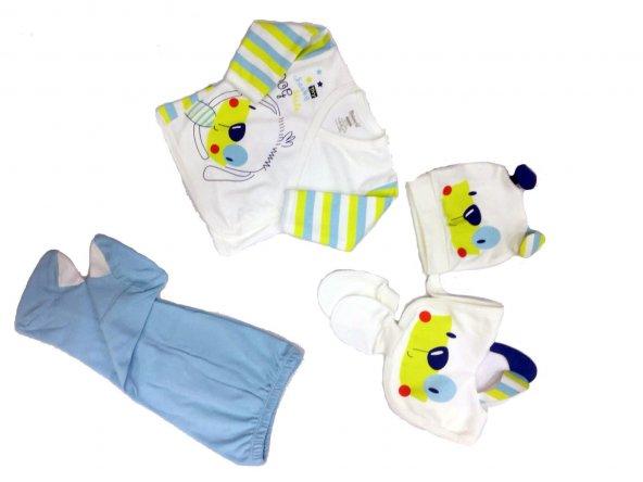 Erkek Bebek Mini hastahane Seti | Miniworld - 195