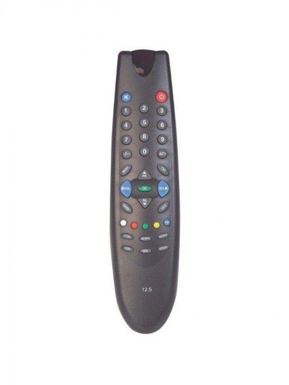 Arçelik  - Beko 12.5 TV Kumanda - Kargo Ücretsiz