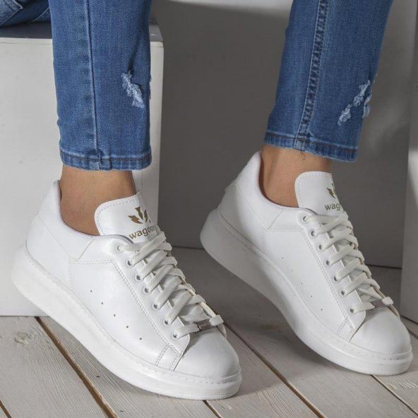 Wagoon Kalın Tabanlı Erkek Sneaker Ayakkabı